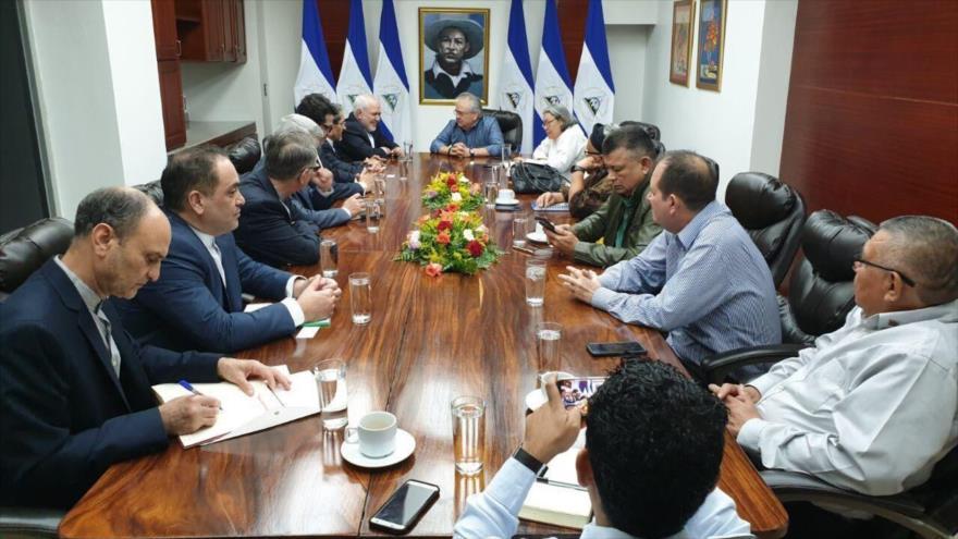 Zarif: Irán y Nicaragua frustrarán a EEUU por otros 40 años | HISPANTV