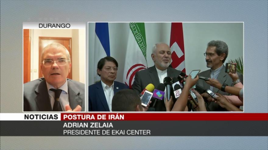 Zelaia: Algunas fuerzas en Reino Unido buscan conflictos con Irán | HISPANTV