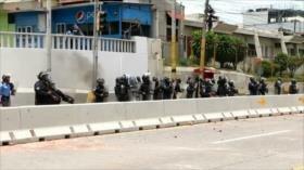 Colegio Médico de Honduras alerta sobre el uso del gas lacrimógeno