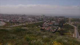 Cámara al Hombro: La frontera más transitada, California