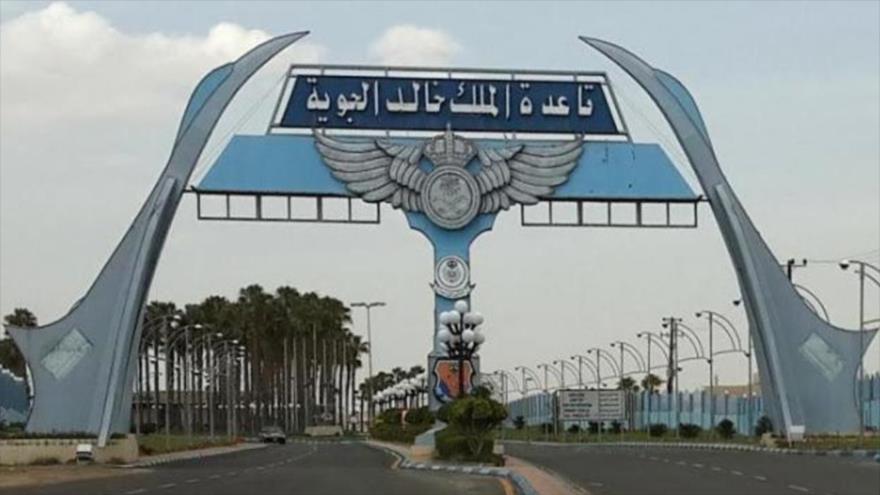 La base aérea de Malik Jalid, en la provincia saudí de Asir.