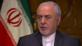 Canciller persa: Irán nunca empieza una guerra, pero la termina