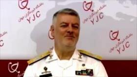 Defensa de Irán. Investidura en España. Protesta en Puerto Rico