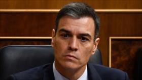 Pedro Sánchez fracasa en la primera votación de investidura
