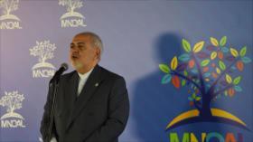 Irán felicita a Boris Johnson y le asegura que protegerá sus aguas