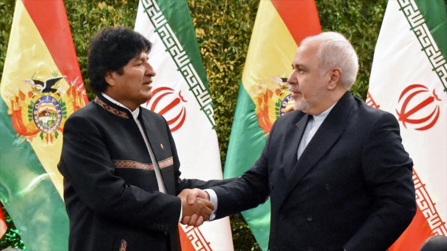 'Irán y Bolivia avanzan en la agenda de cooperación conjunta'