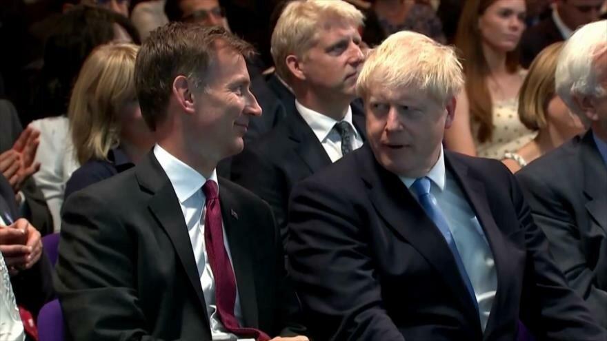 Acuerdo nuclear. Elección de Boris Johnson. Investidura de Sánchez