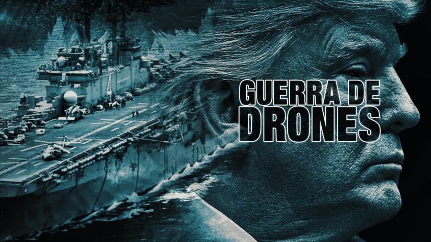 Detrás de la Razón: ¿Estamos más cerca de la guerra de EEUU contra Irán? Trump y sus drones