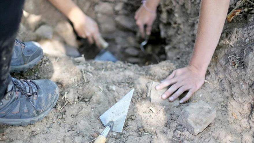 Arqueólogos hallan cientos de artefactos vikingos en el norte de Rusia