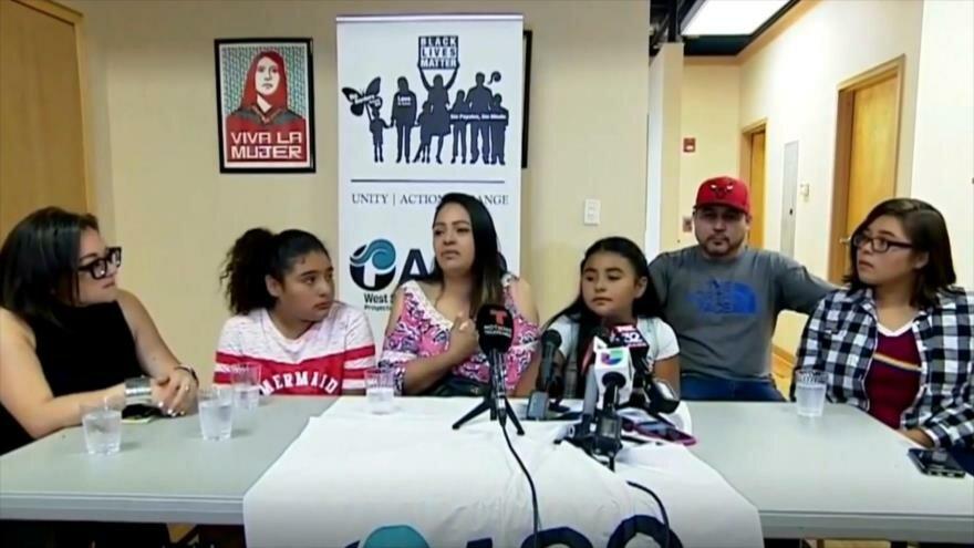Niñas en EEUU temen que sus padres indocumentados sean arrestados