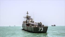 Irán alerta que no dejará a ningún país invadir sus aguas