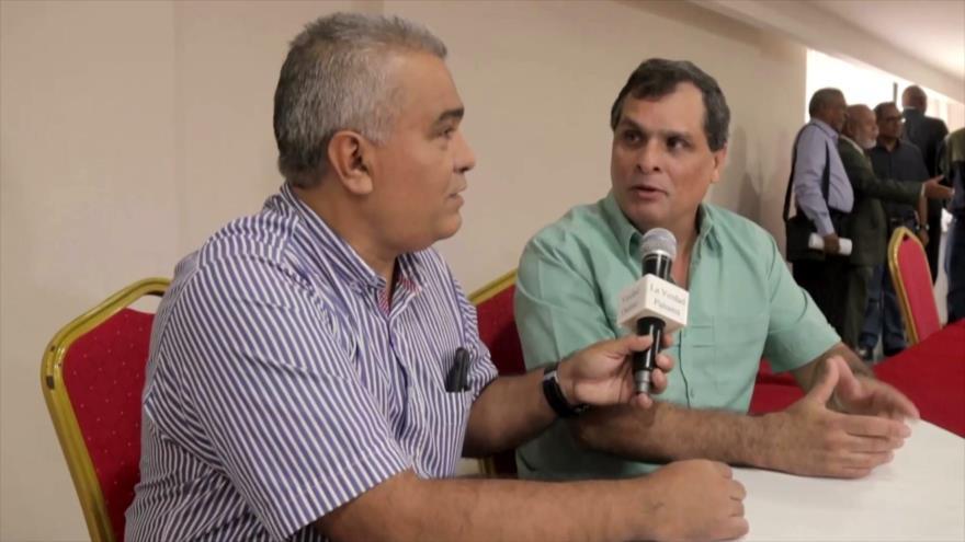 Panameños cuestionan reformas a la Constitución