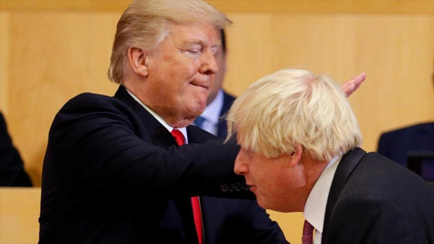 Vídeo: ¿Por qué llaman a Boris Johnson el Trump del Reino Unido? | HISPANTV
