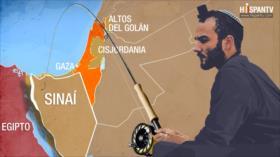 Los planes sionistaspara la península de Sinaí