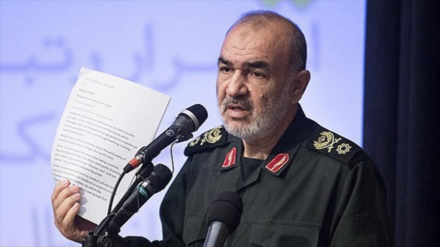 Irán reta a EEUU a ofrecer pruebas de su 'mentira' sobre dron iraní   HISPANTV