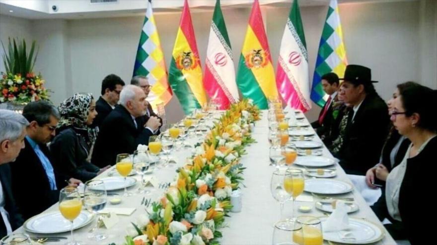 Irán destaca la valiente política soberana de Bolivia y Morales