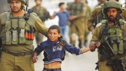 ONG: Israel ha matado a 16 niños palestinos desde inicio de 2019