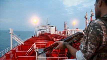 Irán explica a la ONU sobre la retención del petróleo británico