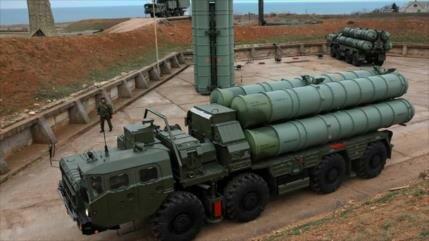 Rusia inicia el envío del segundo lote de sistemas S-400 a China