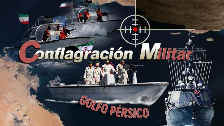 Detrás de la Razón; Nuevo: EEUU y Europa planean una fuerza militar de decenas de países contra Irán