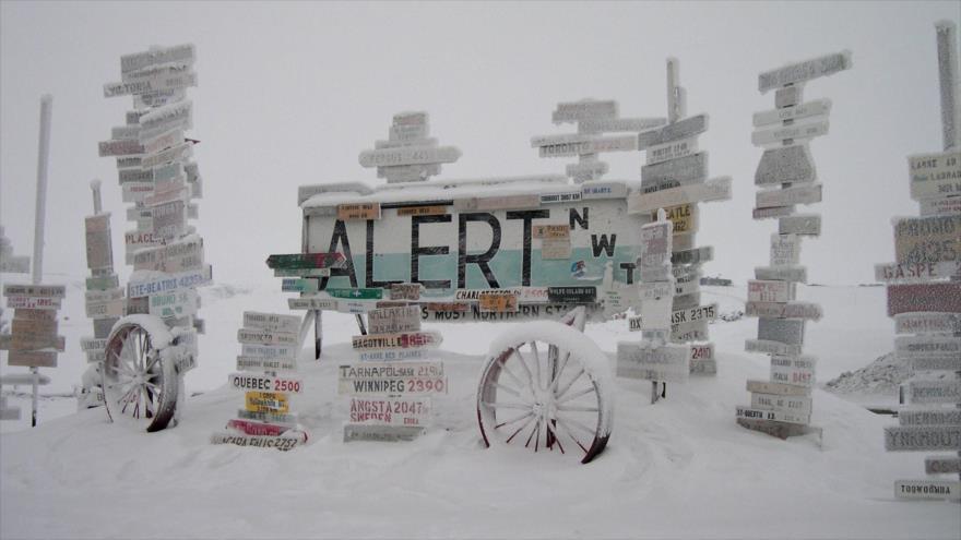 Alertan: el suelo ártico se deshiela 70 años antes de lo previsto | HISPANTV