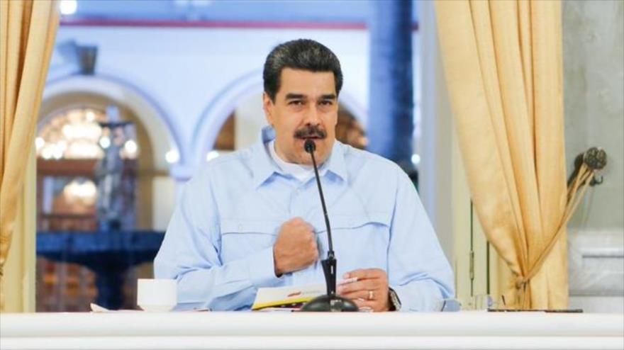 Maduro: EEUU no podrá con Venezuela, ni con un millón de sanciones