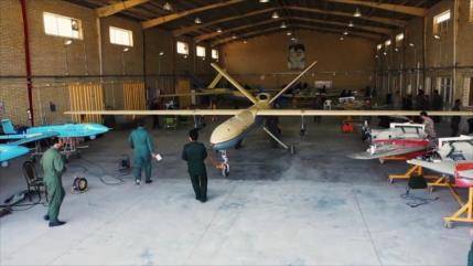Bolivia expresa su interés en adquirir avanzados drones iraníes