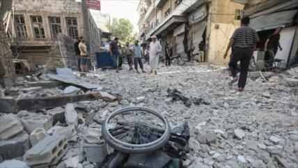 Rusia: Crisis siria terminará tras la erradicación del terrorismo