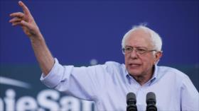 "Sanders insta a EEUU a no apoyar a Israel ""racista"" de Netanyahu"