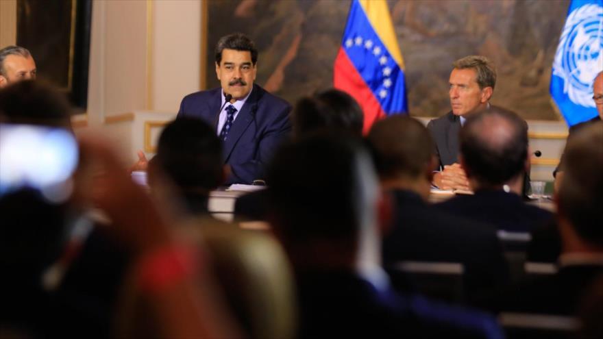 Maduro asegura que Venezuela se convertirá en potencia económica