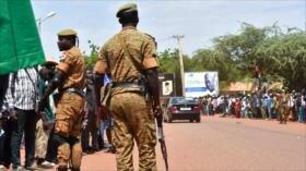 Hombres armados matan al menos a 14 personas en Burkina Faso