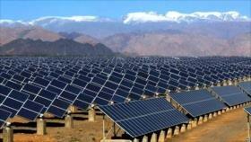 """Producción de energía renovable de Irán alcanza 760 megavatios"""