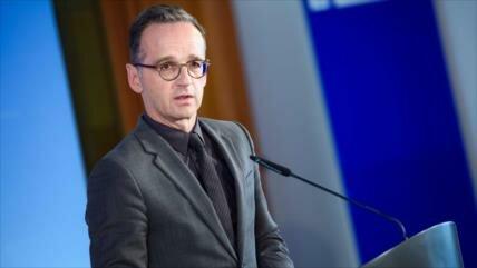 "Alemania rechaza política de ""máxima presión"" de EEUU contra Irán"