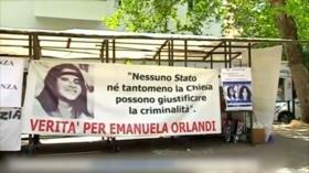 El Vaticano halla miles de huesos por caso de joven desaparecida