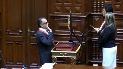 Pedro Olaechea es el nuevo presidente del Congreso de Perú