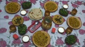 Irán: Las comidas típicas y la artesanía de Khaf