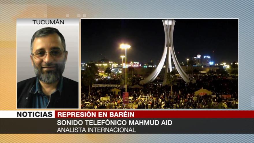 """""""Baréin es amparado y protegido por EEUU en violaciones de DDHH"""""""