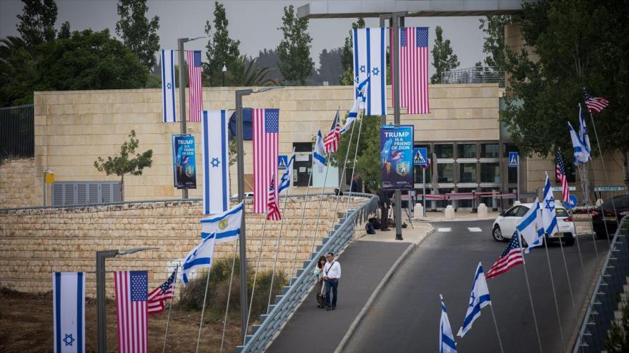 Israel sobornará a países que trasladen sus embajadas a Al-Quds | HISPANTV