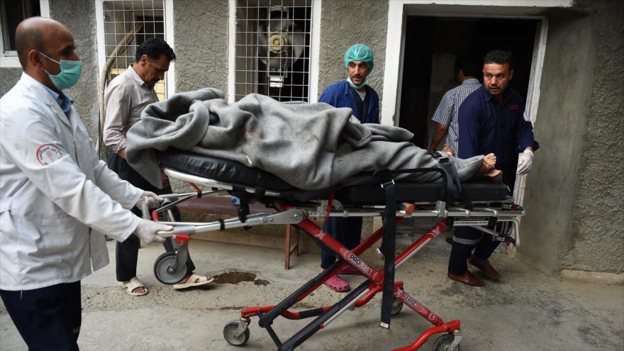 20 muertos y 50 heridos en una poderosa explosión en Kabul | HISPANTV