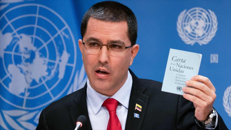 Resultado de imagen para Por gravísima confesión de EE.UU.: Venezuela denunciará en la ONU violación a su espacio aéreo