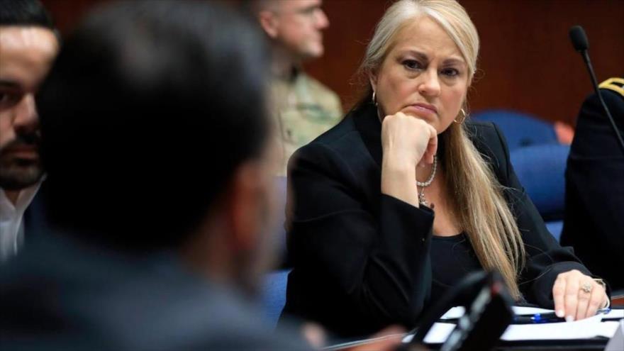 La secretaria de Justicia de Puerto Rico, Wanda Vázquez.