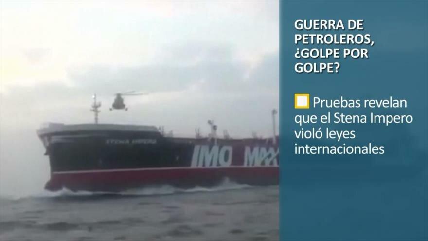 PoliMedios: Guerra de petroleros, ¿golpe por golpe?
