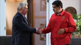 """Cuba nunca """"traicionará"""" a Venezuela pese a amenazas de EEUU"""