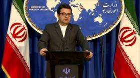 Irán advierte de consecuencias de las pruebas de misiles de EEUU