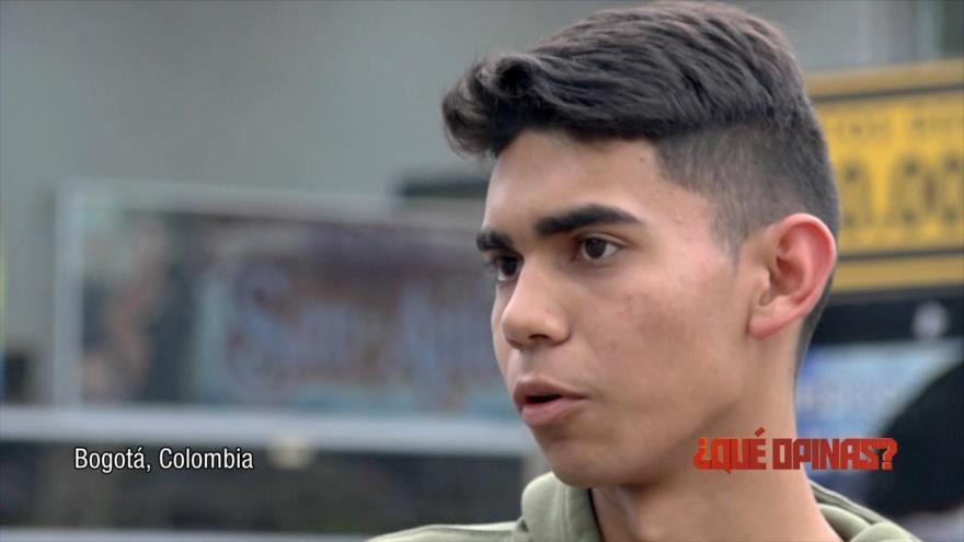 ¿Qué opinas?; Colombia: ¿Medios demediados?