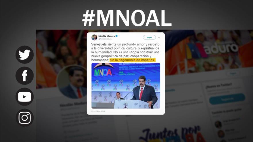 Etiquetaje: Los No Alineados en Venezuela