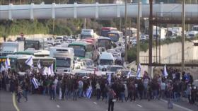 Dentro de Israel; Levantamiento de los judíos etíopes: Impunidad policial