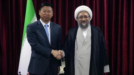 """Irán y China se oponen a """"intimidación y unilateralismo"""" de EEUU"""