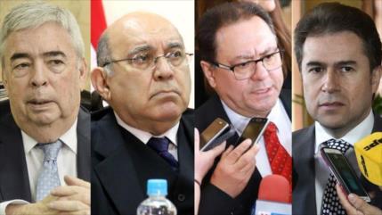 El acuerdo secreto con Brasil liquida al canciller de Paraguay