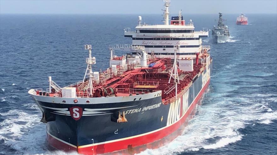 ABC: Tensión con Irán reveló declive de la Marina Real británica | HISPANTV
